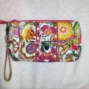 Vera Bradley Bags - Vera Bradley Wallet (Pink and Yellow)